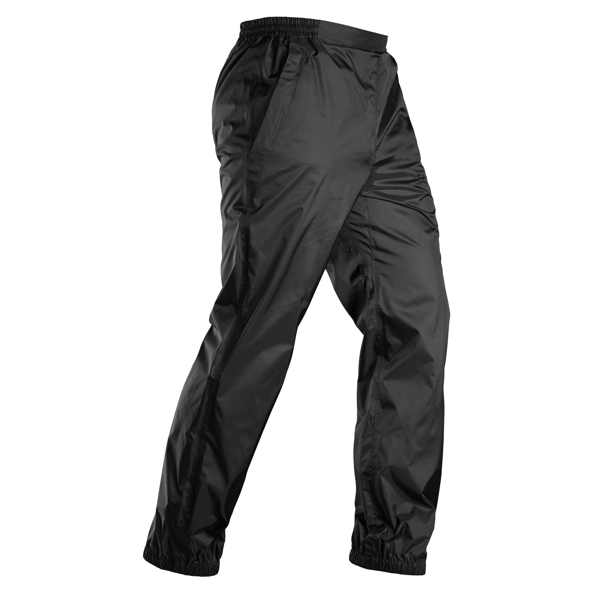 Kathmandu Regenhose Pocket-it v3 | Sportbekleidung > Sporthosen > Regenhosen | Schwarz | Nylon - Polyamid | Kathmandu