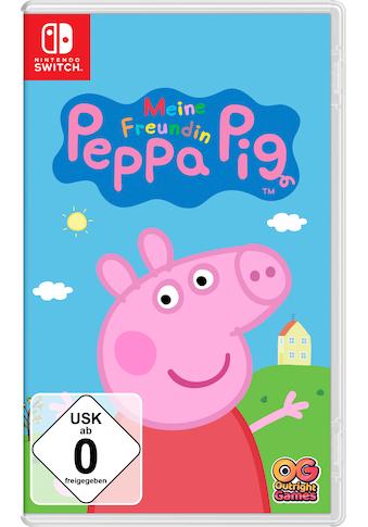 Bandai Spiel »Meine Freundin Peppa Pig«, Nintendo Switch kaufen