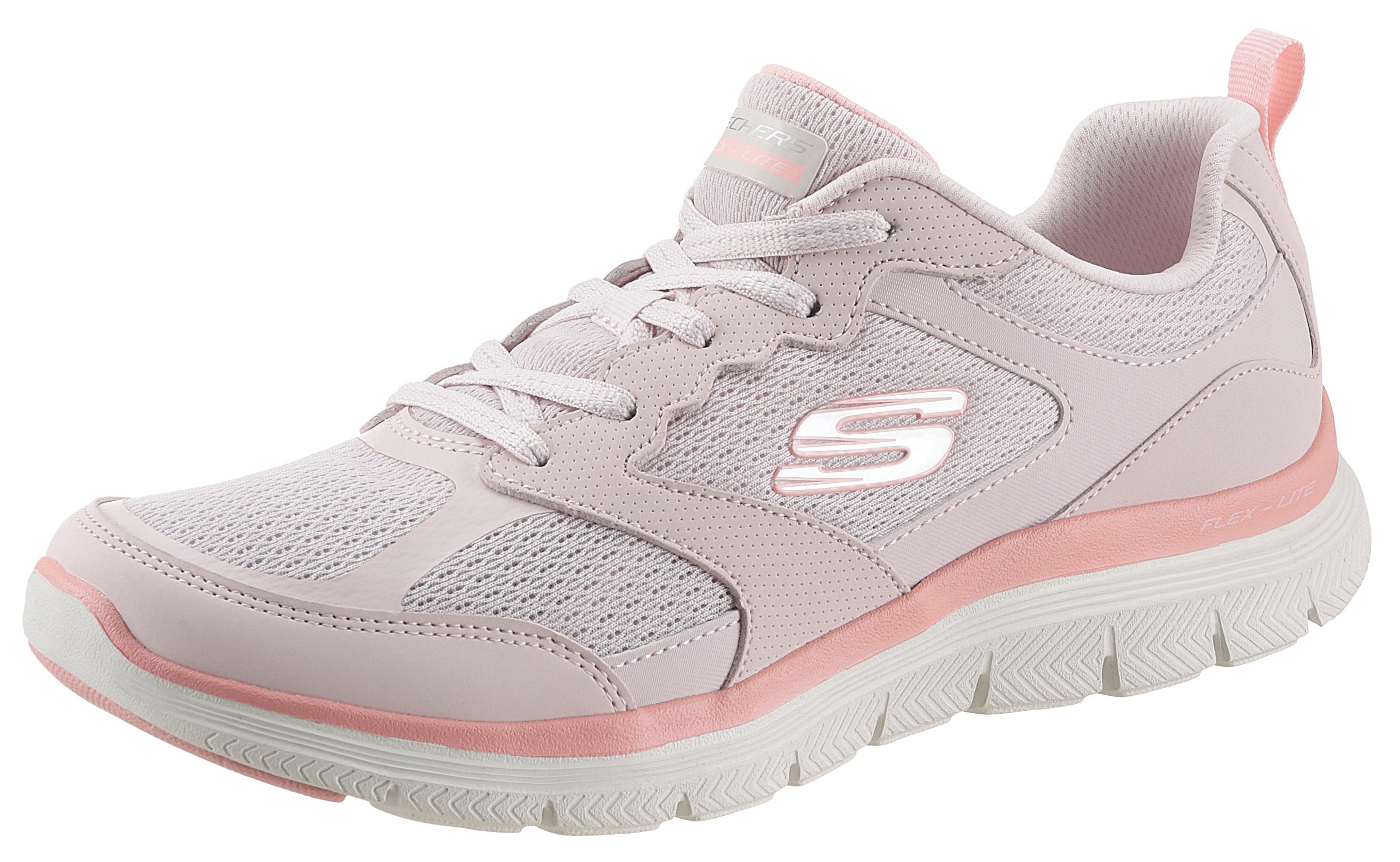 skechers -  Sneaker FLEX APPEAL 4.0 - ACTIVE FLOW, mit komfortabler Innensohle