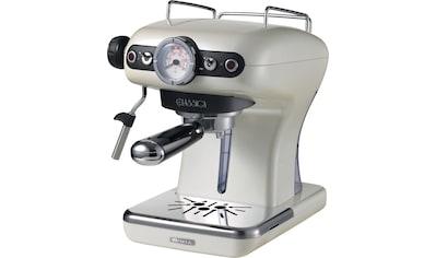 Ariete Espressomaschine 1389PE Siebträgermaschine Classia perlmutt kaufen