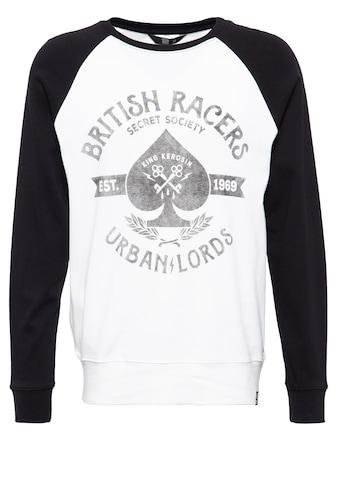 KingKerosin Sweatshirt »Urban Lords« kaufen