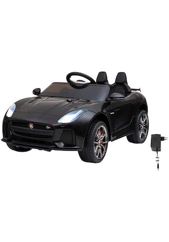 JAMARA Elektroauto »Ride - on Jaguar F - Type SVR«, für Kinder ab 3 Jahre, 12 Volt kaufen