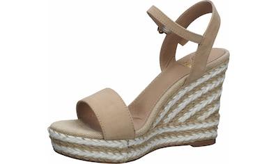 La Strada High-Heel-Sandalette »Textil« kaufen