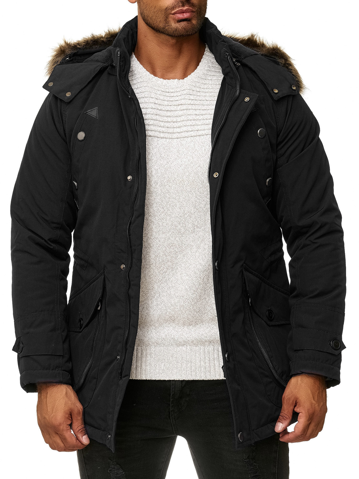 BLACKROCK Outdoorjacke | Sportbekleidung > Sportjacken > Outdoorjacken | Schwarz | Blackrock
