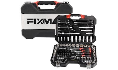 FIXMAN Set: Werkzeugset 120 - teilig, zusätzlich mit Zoll - Stecknüssen kaufen
