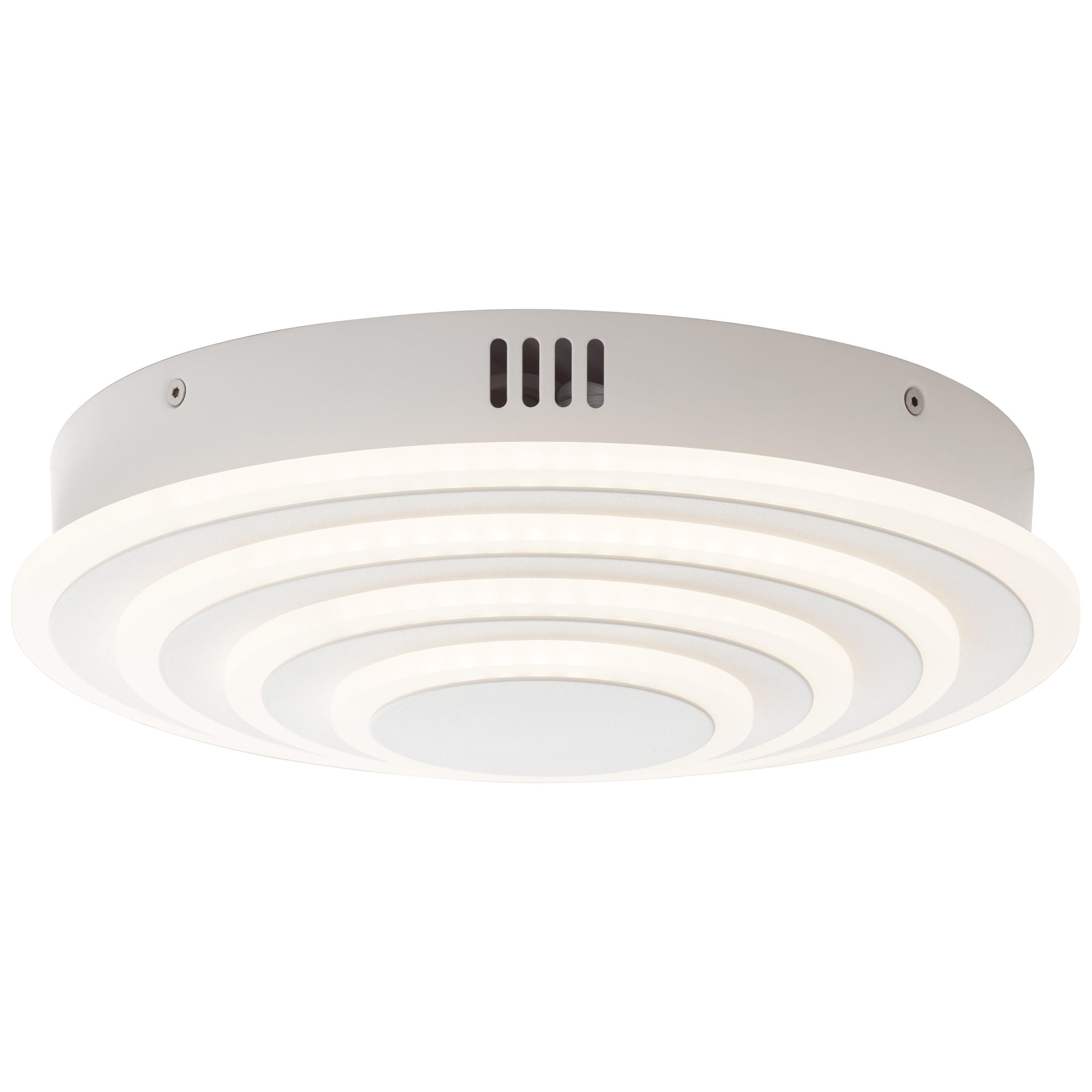 AEG Caresa LED Deckenleuchte 32cm sand/weiß