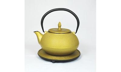 smaajette Teekanne »Basic goldfarben«, 1,2 l kaufen