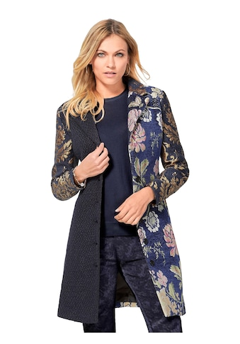 création L Longblazer aus Jacquard in Gobelin - Optik kaufen