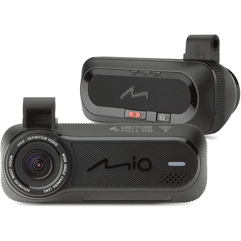 Mio Dashcam »GPS Dashcam, Full HD Aufzeichnung,F1.8-Lichtstärke«, Full HD, MiVue J60 WIFI