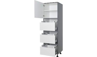 Express Küchen Wäscheschrank »ARTA«, vormontiert kaufen