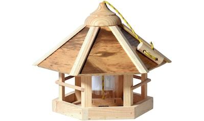 DOBAR Vogelhaus , BxTxH: 35x35x29 cm kaufen