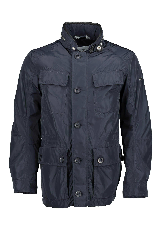 S4 Jackets leichte moderne Sommerjacke wind- und wasserabweisend Troja | Bekleidung > Jacken > Windbreaker | Blau | Polyester | s4 Jackets