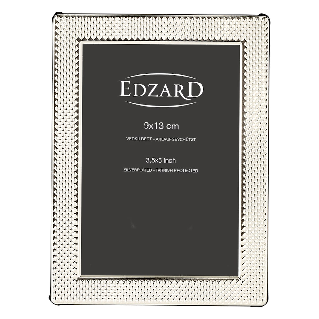 EDZARD Bilderrahmen »Cagliari«, 9x13 cm