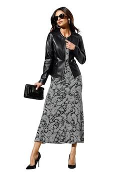 faa935c3c0dbbf Lange Röcke in Großen Größen jetzt online kaufen - BAUR