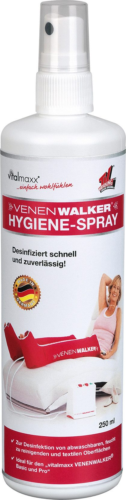 Vitalmaxx Venen Walker Hygiene-Spray 250ml Preisvergleich