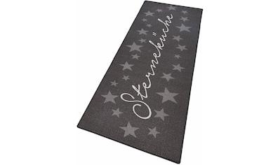HANSE Home Küchenläufer »Sterneküche«, rechteckig, 8 mm Höhe, mit Schriftzug kaufen