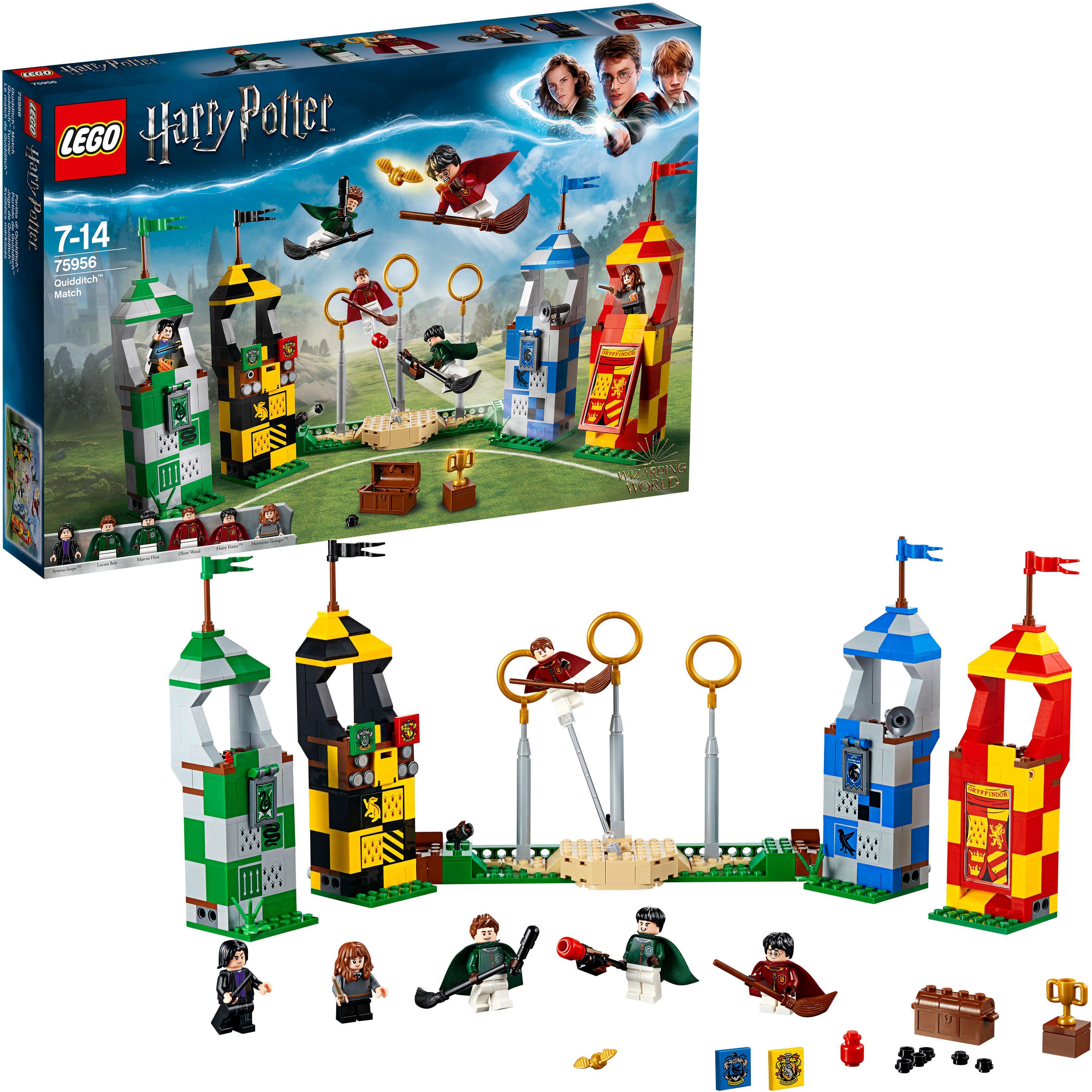 LEGO® Quidditch? Turnier (75956),  LEGO® Harry Potter?  Preisvergleich