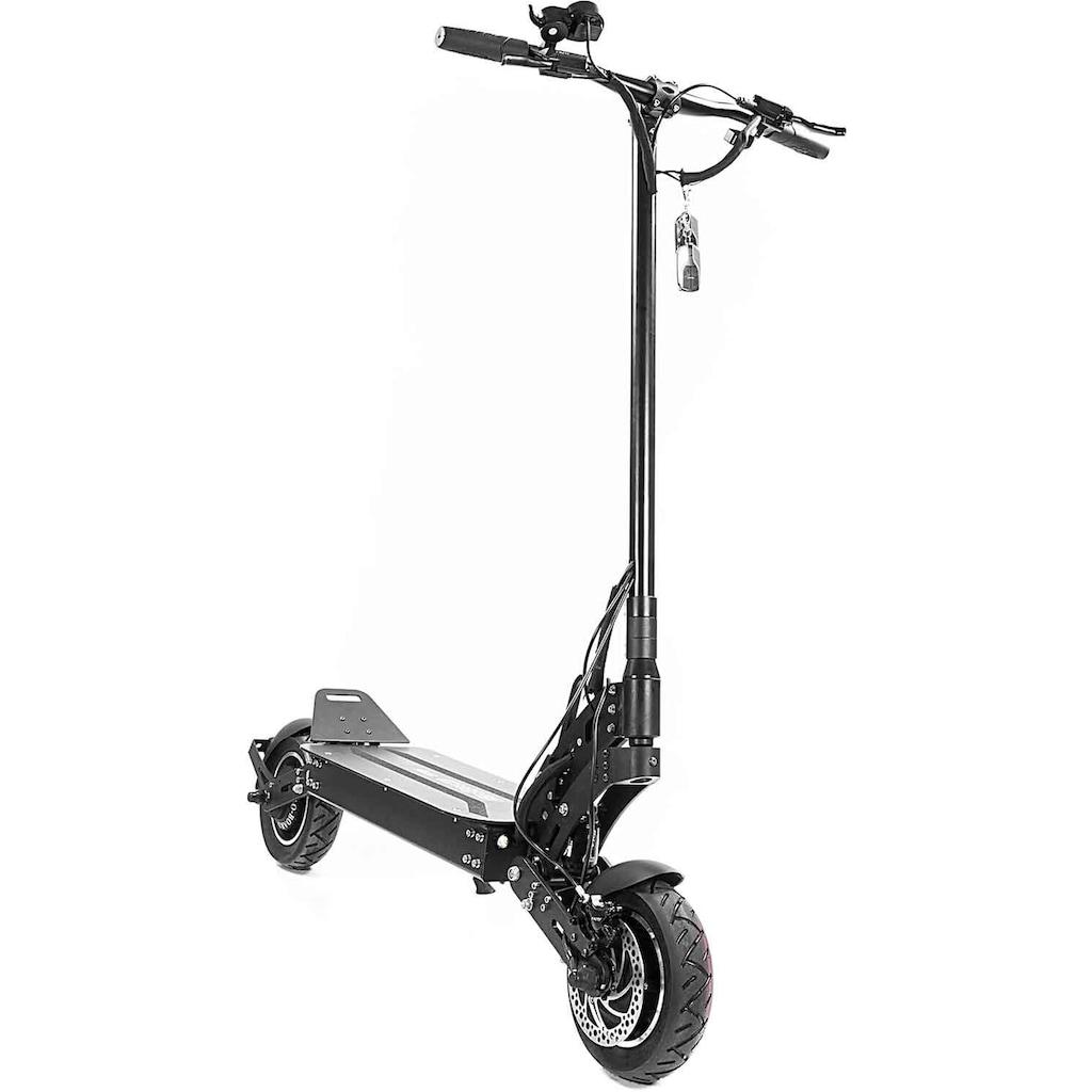 SXT Scooters E-Scooter »SXT Ultimate PRO - 2 x 1.320 W Dual Drive 65 km/h«, 2640 Watt, 65 km/h