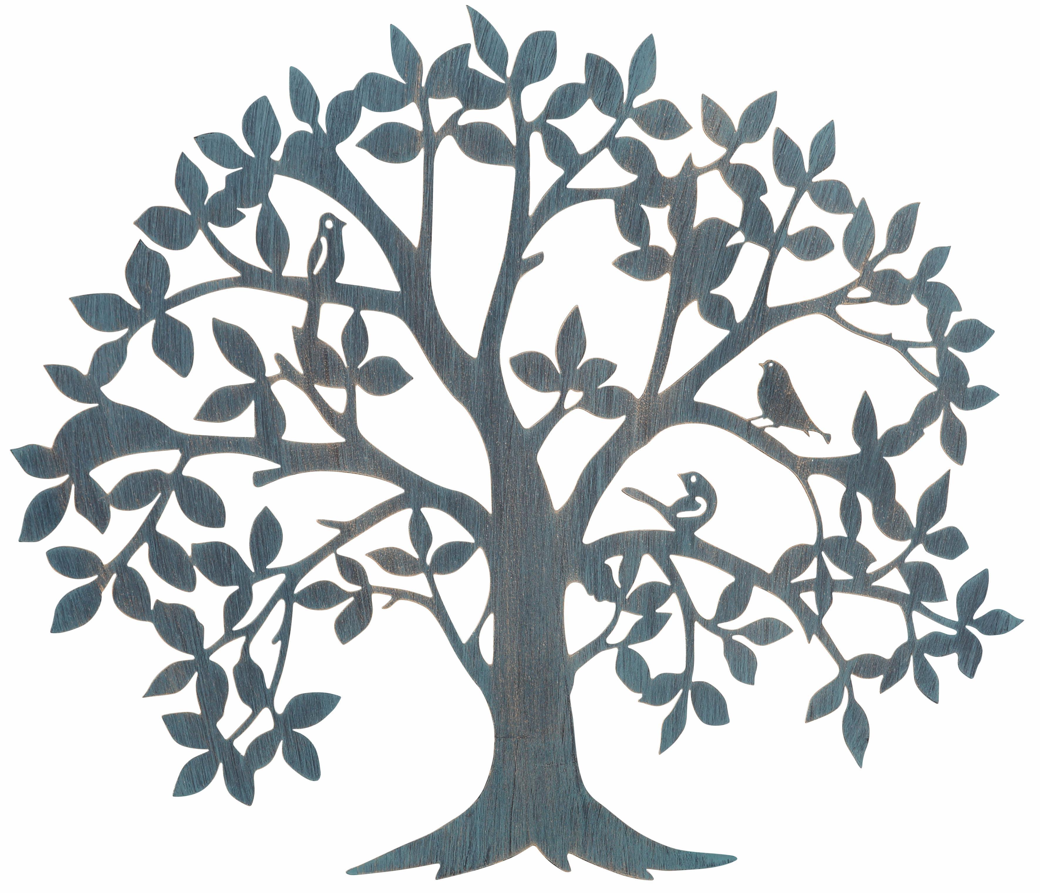 Home affaire Wanddekoration  Baum  aus Metall Preisvergleich