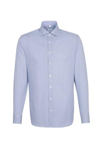 seidensticker Businesshemd »Slim«, Slim Langarm Kentkragen Streifen kaufen