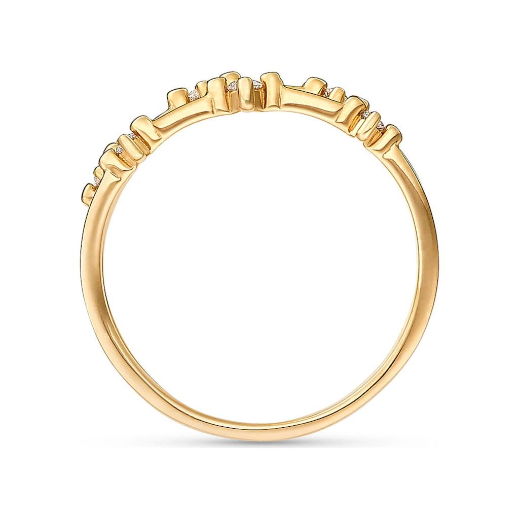 CHRIST Diamantring »32000084«