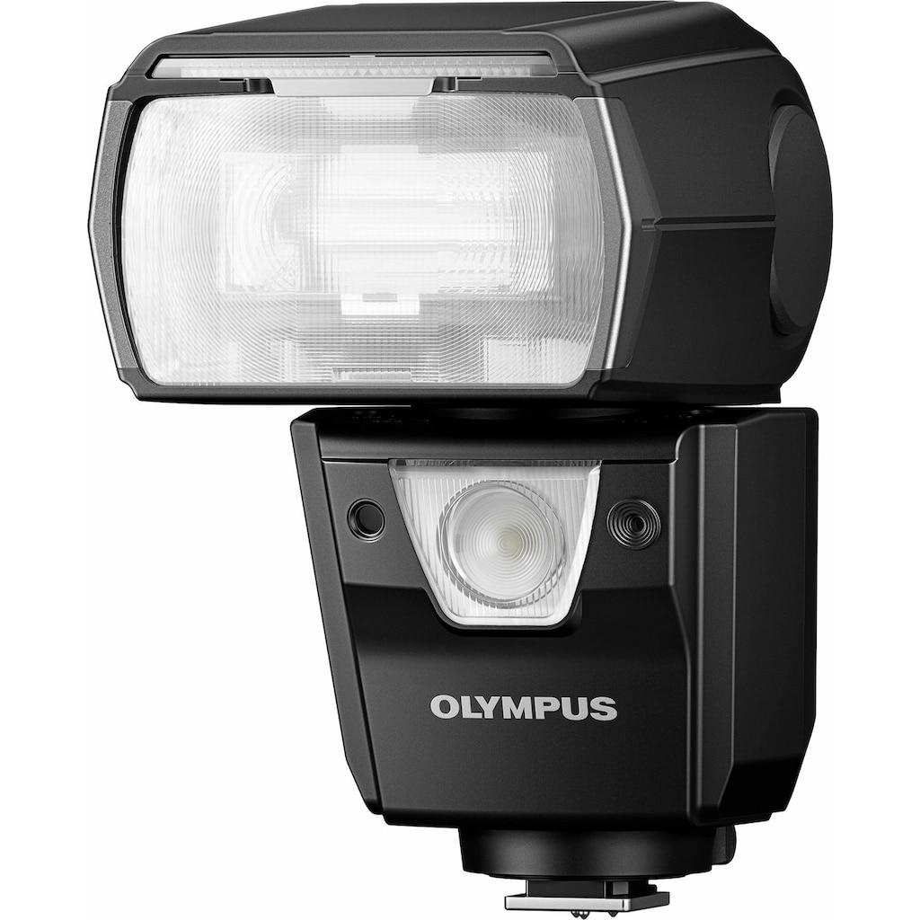 Olympus Aufsteckblitz »FL-900R«, Fokus Stacking, Fokus Bracketing