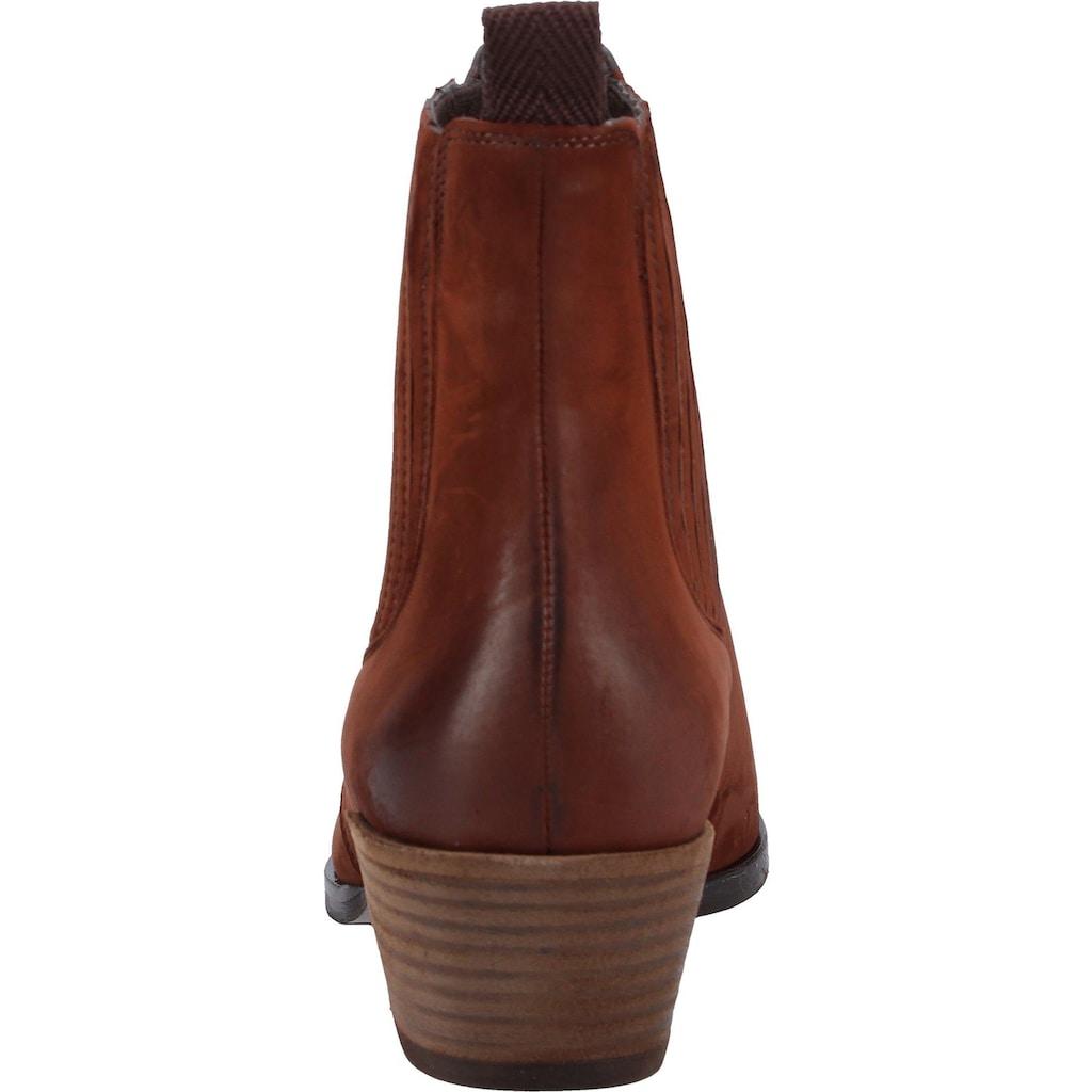 Paul Green Stiefelette »Nubukleder«