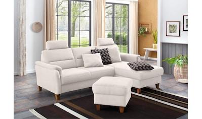 Home affaire Ecksofa »Palmera«, Federkern, wahlweise mit Bettfunktion und mit/ohne... kaufen