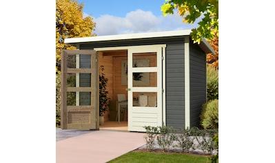KONIFERA Gartenhaus »Chiemsee 4« kaufen