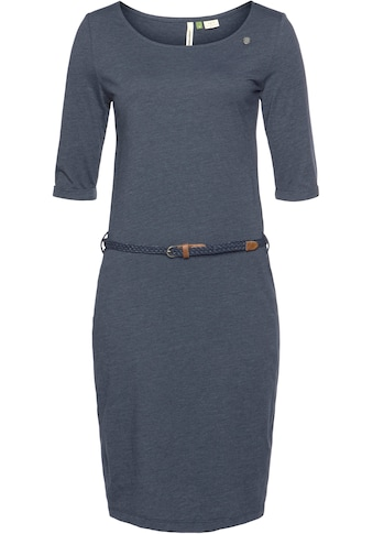 Ragwear Plus Shirtkleid »TAMILA ORGANIC PLUS«, (2 tlg., mit abnehmbarem Gürtel),... kaufen