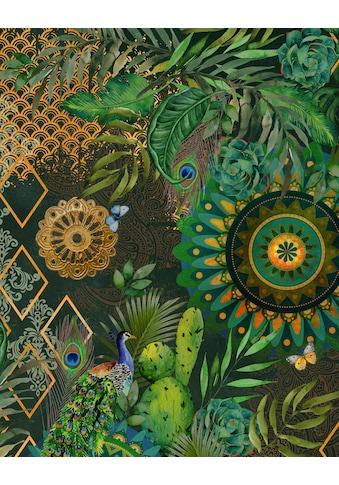 hip Strandtuch »Botalia«, (1 St.), mit Mandalas und Pfau kaufen