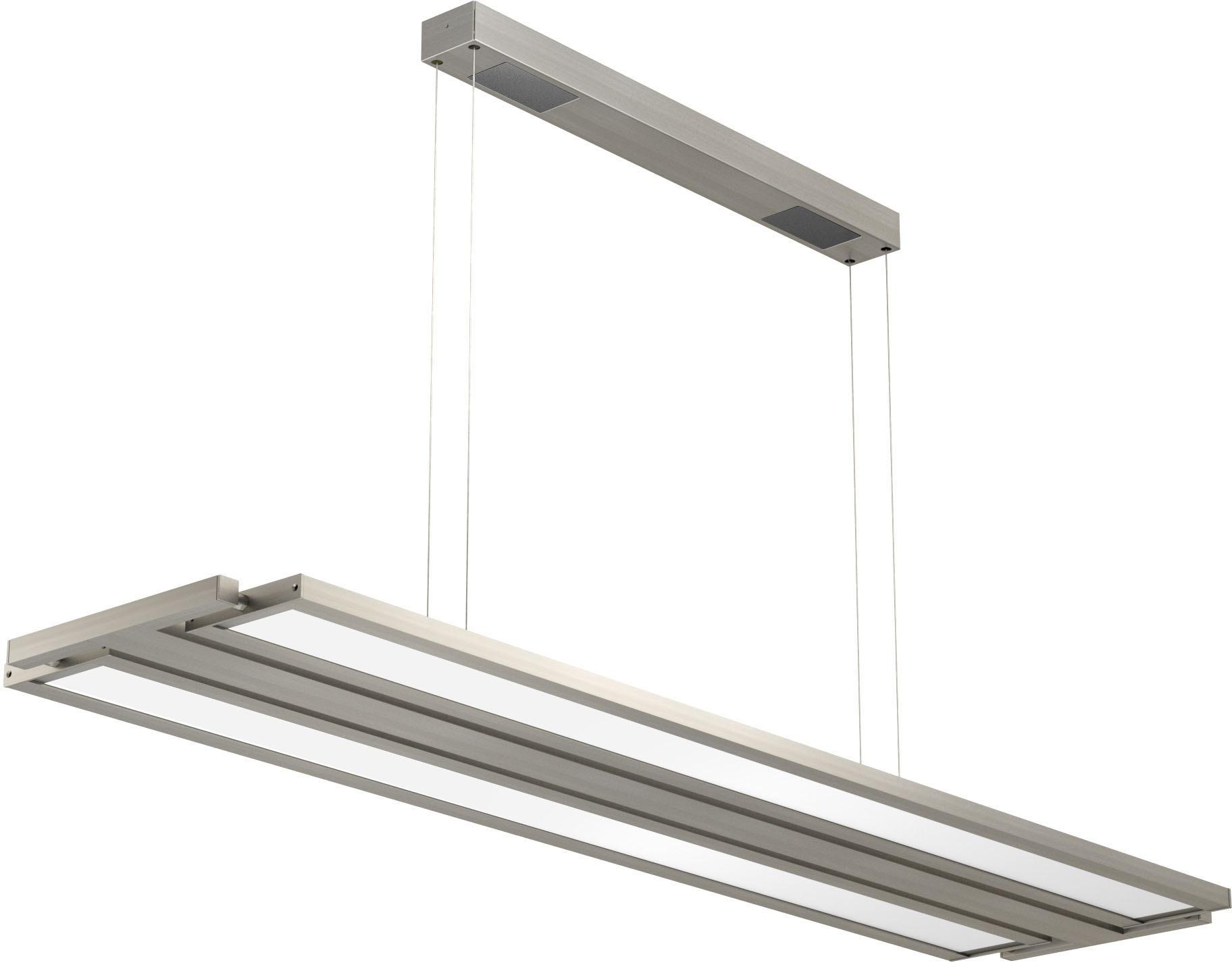EVOTEC LED Pendelleuchte CLASSIC TEC TURN, LED-Board, LED Hängelampe, LED Hängeleuchte, Farbwechsel