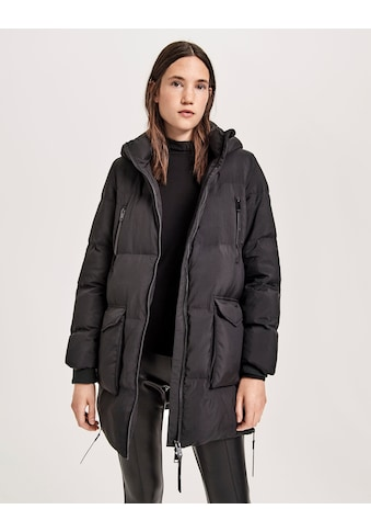 OPUS Winterjacke »Hamilia«, mit großen, aufgesetzten Taschen und seitlichen Reißverschlüssen kaufen