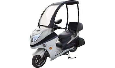 Santa Tina E-Motorroller »Lucca Duo«, 25 km/h, 40 km kaufen