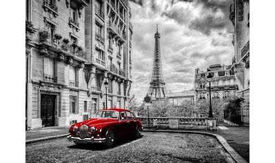 PAPERMOON Fototapete »Paris Eiffel Tower«, Vlies, in verschiedenen Größen kaufen