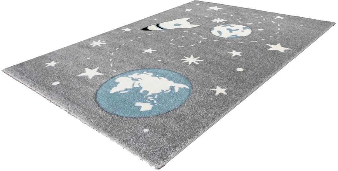 Kinderteppich Amigo 330 LALEE rechteckig Höhe 15 mm maschinell gewebt