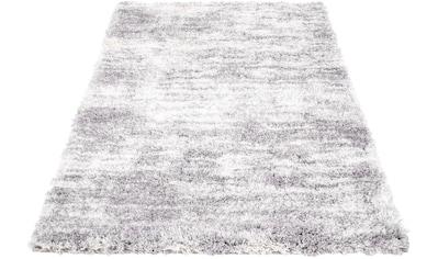 Festival Hochflor-Teppich »Peral 520«, rechteckig, 45 mm Höhe, besonders weich durch Microfaser, Wohnzimmer kaufen