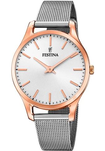Festina Quarzuhr »F20507/1« kaufen