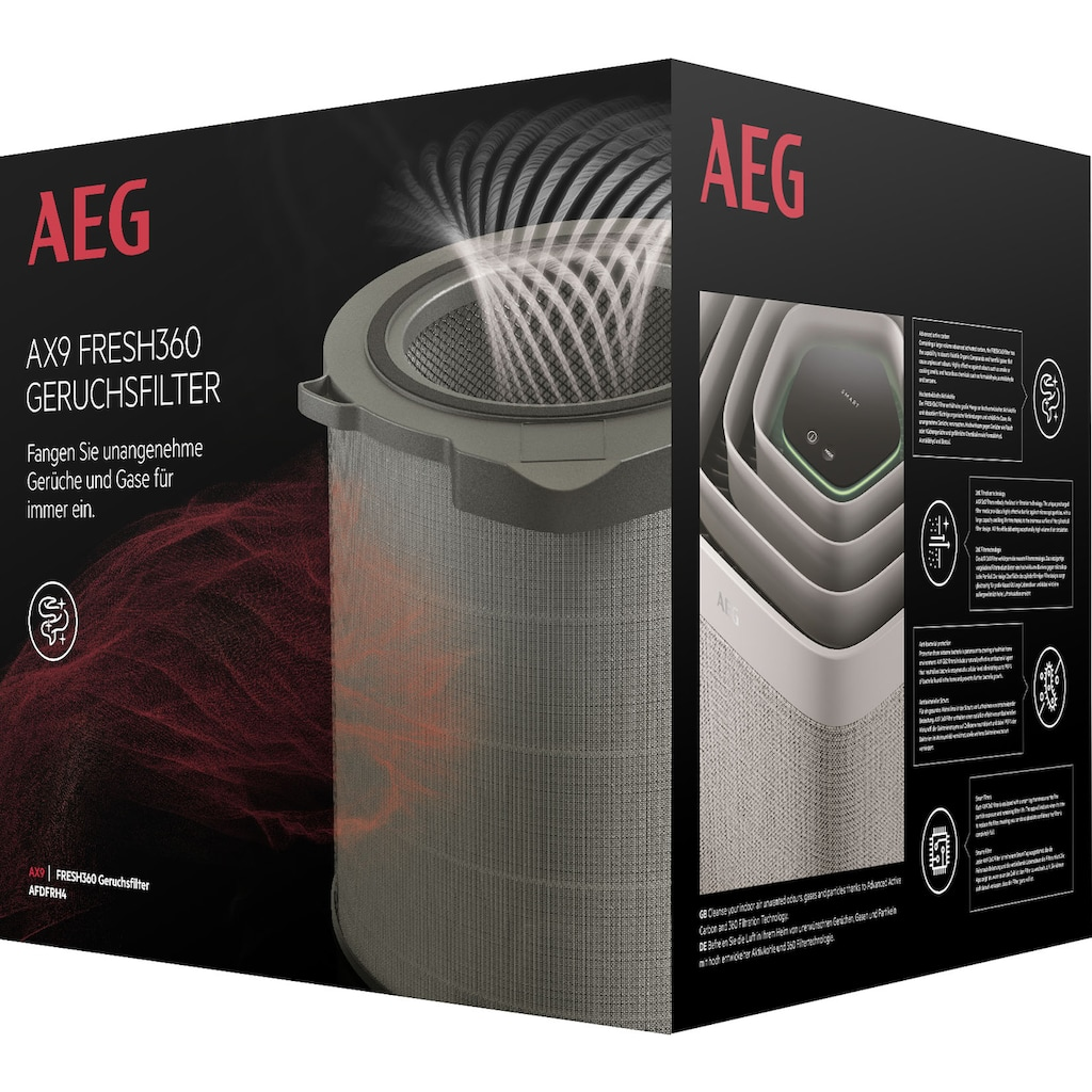 AEG Geruchsfilter »Fresh-Filter AFDFRH4«