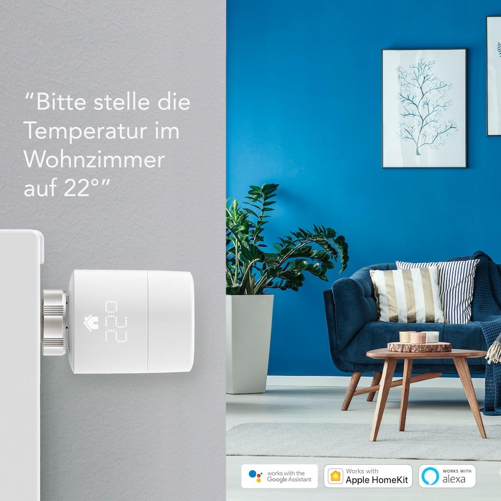 Tado Smart-Home Starter-Set »Smartes Heizkörper-Thermostat V3+ (Universal)«