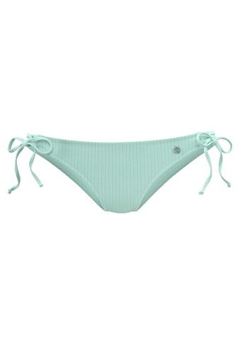 LASCANA Bikini - Hose »Rippe« kaufen