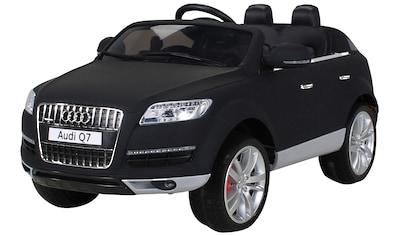 ACTIONBIKES MOTORS Elektroauto »Audi Q7 SUV«, für Kinder ab 3 Jahre, 12 Volt kaufen