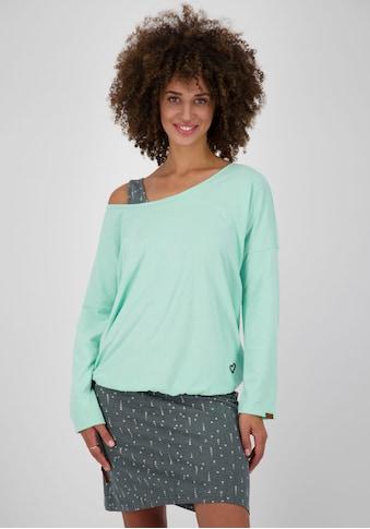 Alife & Kickin Jerseykleid »SunnyAK«, (Set, 2 tlg., mit T-Shirt), süßes Kleid im... kaufen