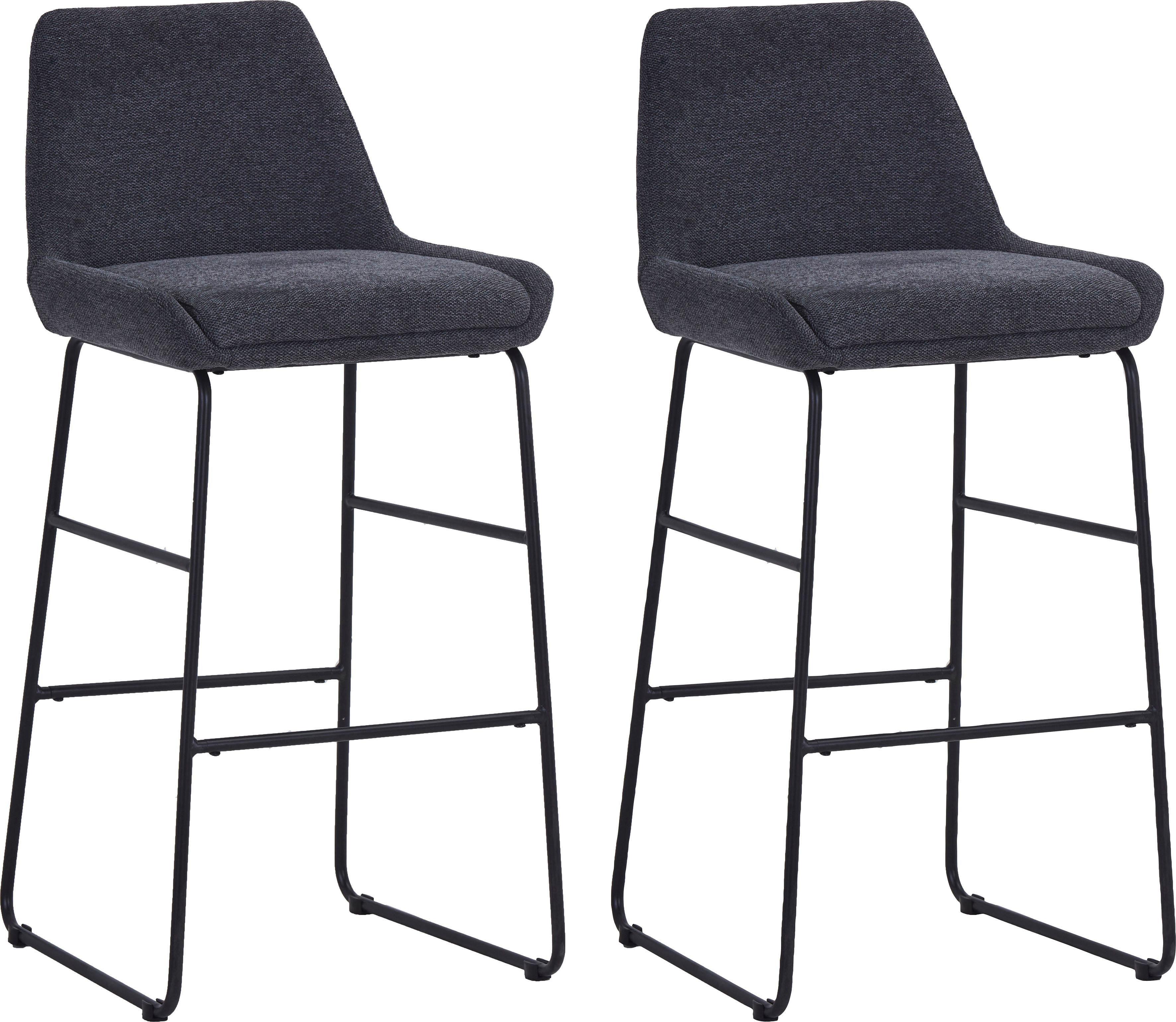 SIT Barhocker (2 Stück Set) Wohnen/Möbel/Küchenmöbel/Barmöbel/Barhocker
