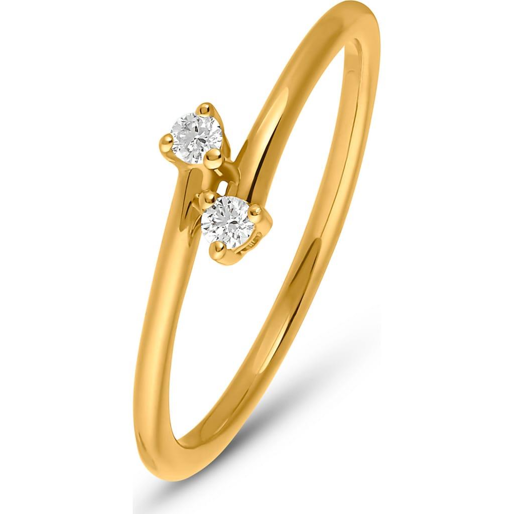 CHRIST Diamantring »32011822«