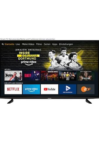 Grundig 49 VOE 82  -  Fire TV Edition LED - Fernseher (123 cm / (49 Zoll), 4K Ultra HD, Smart - TV kaufen