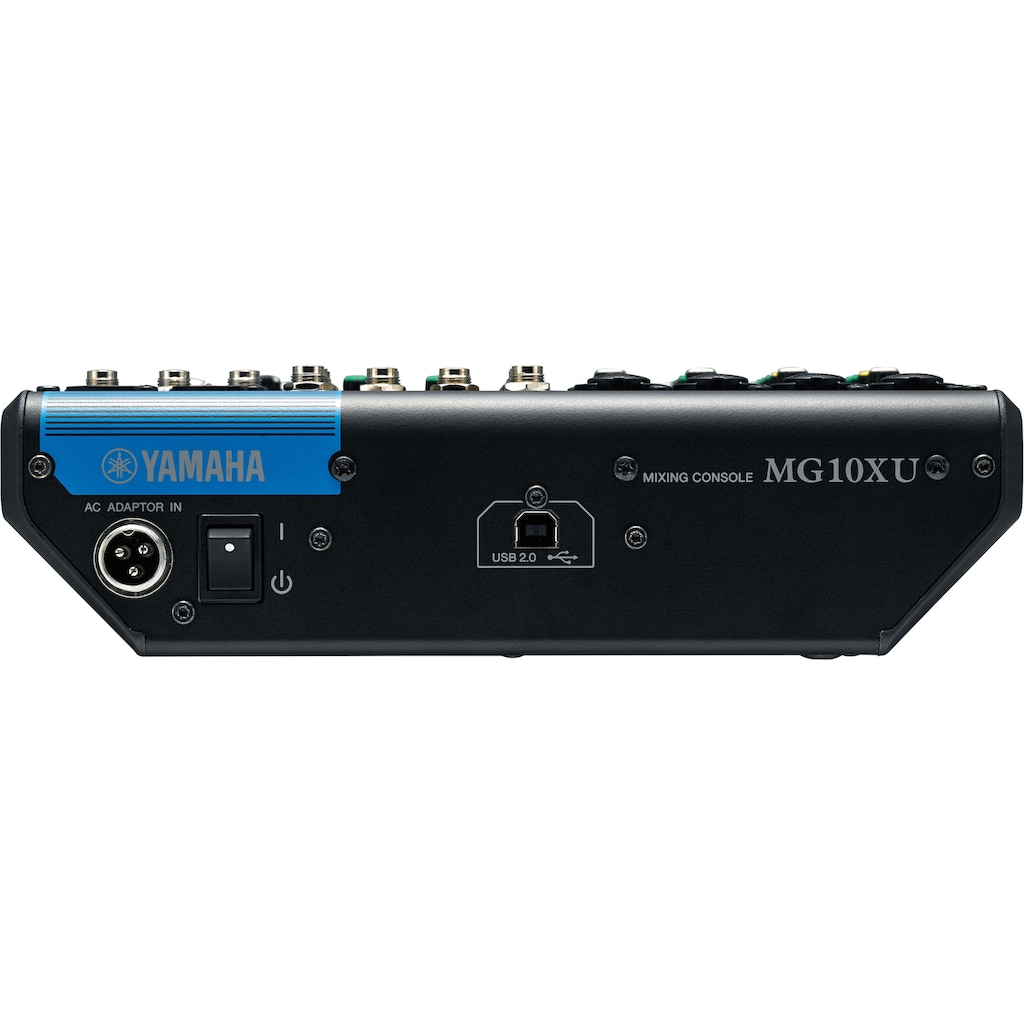 Yamaha Mischpult »Mixing Console MG10XU«