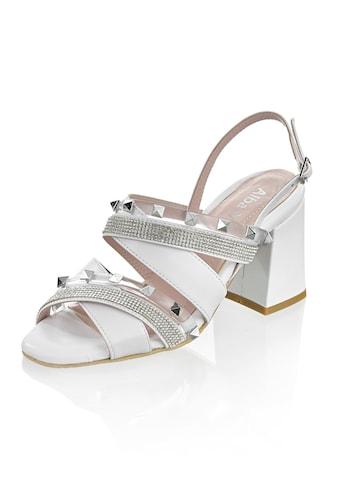 Alba Moda Sandalette mit Nieten kaufen