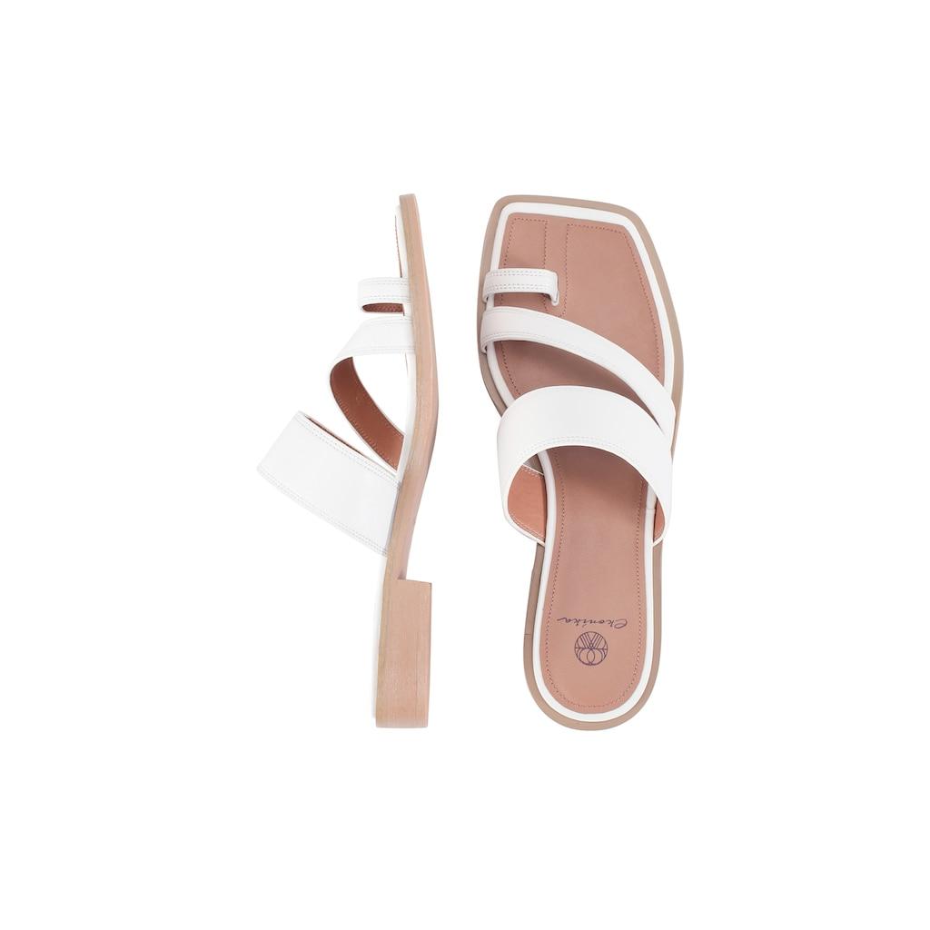 ekonika Sandale, in minimalistischem Design