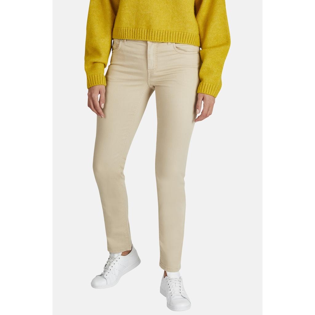 ANGELS Jeans,Cici' mit gefärbtem Denim